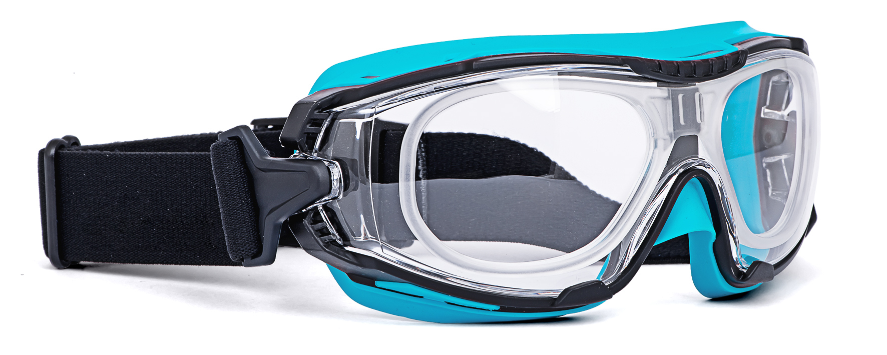 Arbeitsschutzbrille Vollsichtbrille mit Brillenwerten