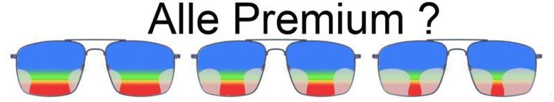 Unterschiede von Gleitsichtbrillen in verschiedenen Preisklassen