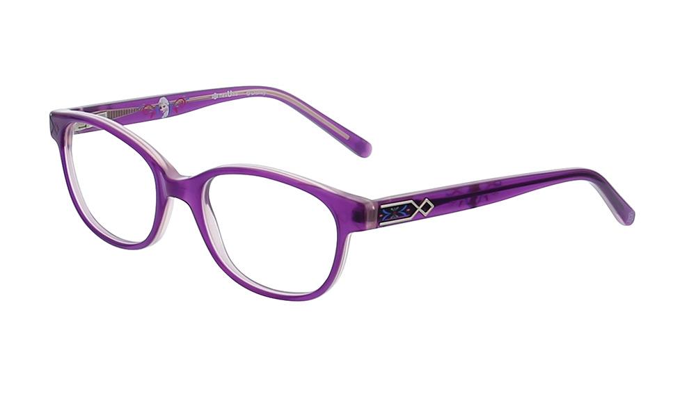 Frozen Kinderbrillen lila