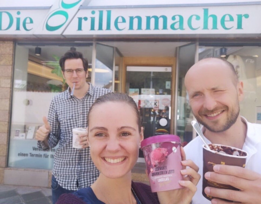 Dein Team für die Ausbildung zum Augenoptiker in Mannheim